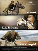 Joheunnom nabbeunnom isanghannom - French Movie Poster (xs thumbnail)
