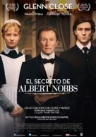 Albert Nobbs - Argentinian Movie Poster (xs thumbnail)