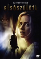 First Born - Hungarian DVD movie cover (xs thumbnail)
