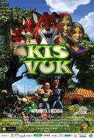 Kis Vuk - Hungarian Movie Poster (xs thumbnail)
