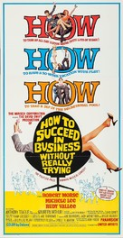 How to Succeed in Business Without Really Trying - Movie Poster (xs thumbnail)
