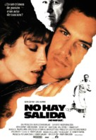 No Way Out - Spanish Movie Poster (xs thumbnail)