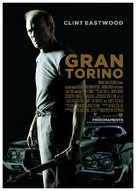 Gran Torino - Mexican Movie Poster (xs thumbnail)