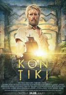 Kon-Tiki - Norwegian Movie Poster (xs thumbnail)