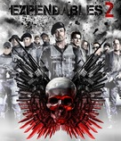 The Expendables 2 - Movie Cover (xs thumbnail)