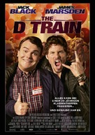 The D Train - German Movie Poster (xs thumbnail)