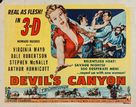 Devil's Canyon - Movie Poster (xs thumbnail)