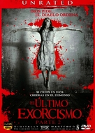 The Last Exorcism Part II - Chilean Movie Cover (xs thumbnail)