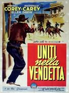 The Great Missouri Raid - Italian Movie Poster (xs thumbnail)