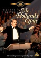 Mr. Holland's Opus - British DVD cover (xs thumbnail)