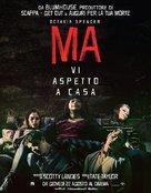 Ma - Italian Movie Poster (xs thumbnail)
