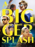 A Bigger Splash - Thai Movie Poster (xs thumbnail)