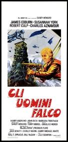 Sky Riders - Italian Movie Poster (xs thumbnail)
