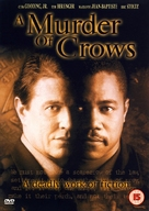 A Murder of Crows - British DVD cover (xs thumbnail)