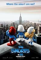 The Smurfs - Movie Poster (xs thumbnail)