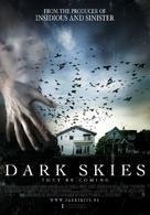 Dark Skies - Dutch Movie Poster (xs thumbnail)
