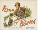 Objective, Burma! - Theatrical poster (xs thumbnail)