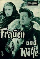 Uomini e lupi - German poster (xs thumbnail)