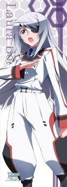 """Infinite Stratos"" - Japanese Movie Poster (xs thumbnail)"