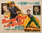 The Meanest Man in the World - Movie Poster (xs thumbnail)