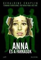 Ana y los lobos - Hungarian Movie Cover (xs thumbnail)
