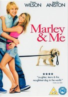 Marley & Me - British Movie Cover (xs thumbnail)