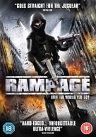 Rampage - British DVD movie cover (xs thumbnail)