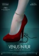 La Vénus à la fourrure - Dutch Movie Poster (xs thumbnail)