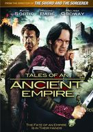 Tales of the Ancient Empire - DVD movie cover (xs thumbnail)