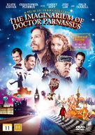 The Imaginarium of Doctor Parnassus - Danish DVD cover (xs thumbnail)