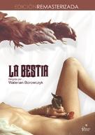 La bête - Spanish DVD cover (xs thumbnail)