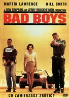 Bad Boys - Polish Movie Cover (xs thumbnail)