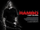 Rambo: Last Blood - British Movie Poster (xs thumbnail)