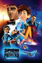Spies in Disguise - Czech Movie Poster (xs thumbnail)