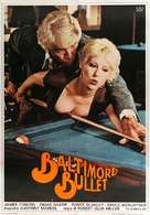 The Baltimore Bullet - Italian Movie Poster (xs thumbnail)