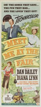 Meet Me at the Fair - Movie Poster (xs thumbnail)