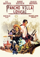 Villa Rides - Hungarian Movie Poster (xs thumbnail)