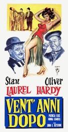 Block-Heads - Italian Movie Poster (xs thumbnail)