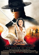 The Legend of Zorro - Movie Poster (xs thumbnail)