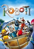 Robots - Slovenian Movie Poster (xs thumbnail)