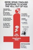 Rosemary's Baby - Movie Poster (xs thumbnail)