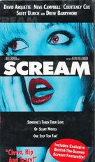 Scream - Movie Cover (xs thumbnail)