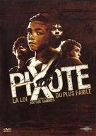 Pixote: A Lei do Mais Fraco - French DVD cover (xs thumbnail)