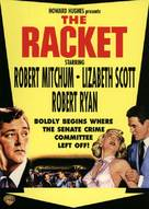 The Racket - DVD movie cover (xs thumbnail)