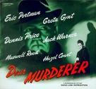 Dear Murderer - British poster (xs thumbnail)