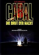 Nightbreed - German Movie Poster (xs thumbnail)