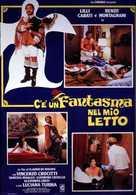 C'è un fantasma nel mio letto - Italian Movie Poster (xs thumbnail)