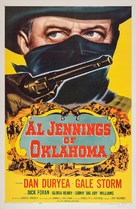 Al Jennings of Oklahoma - Re-release movie poster (xs thumbnail)