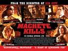 Machete Kills - British Movie Poster (xs thumbnail)