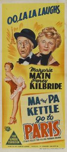 Ma and Pa Kettle on Vacation - Australian Movie Poster (xs thumbnail)